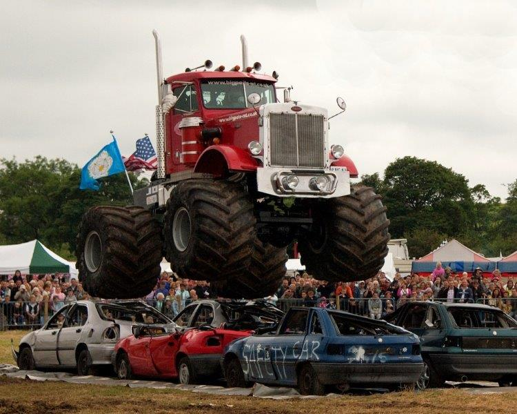 010 monster truck big pete